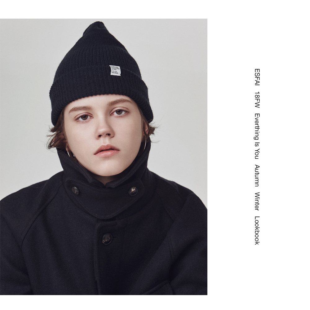 "ESFAI - 2018 AUTUMN WINTER  Everything Is You"" LOOKBOOK"