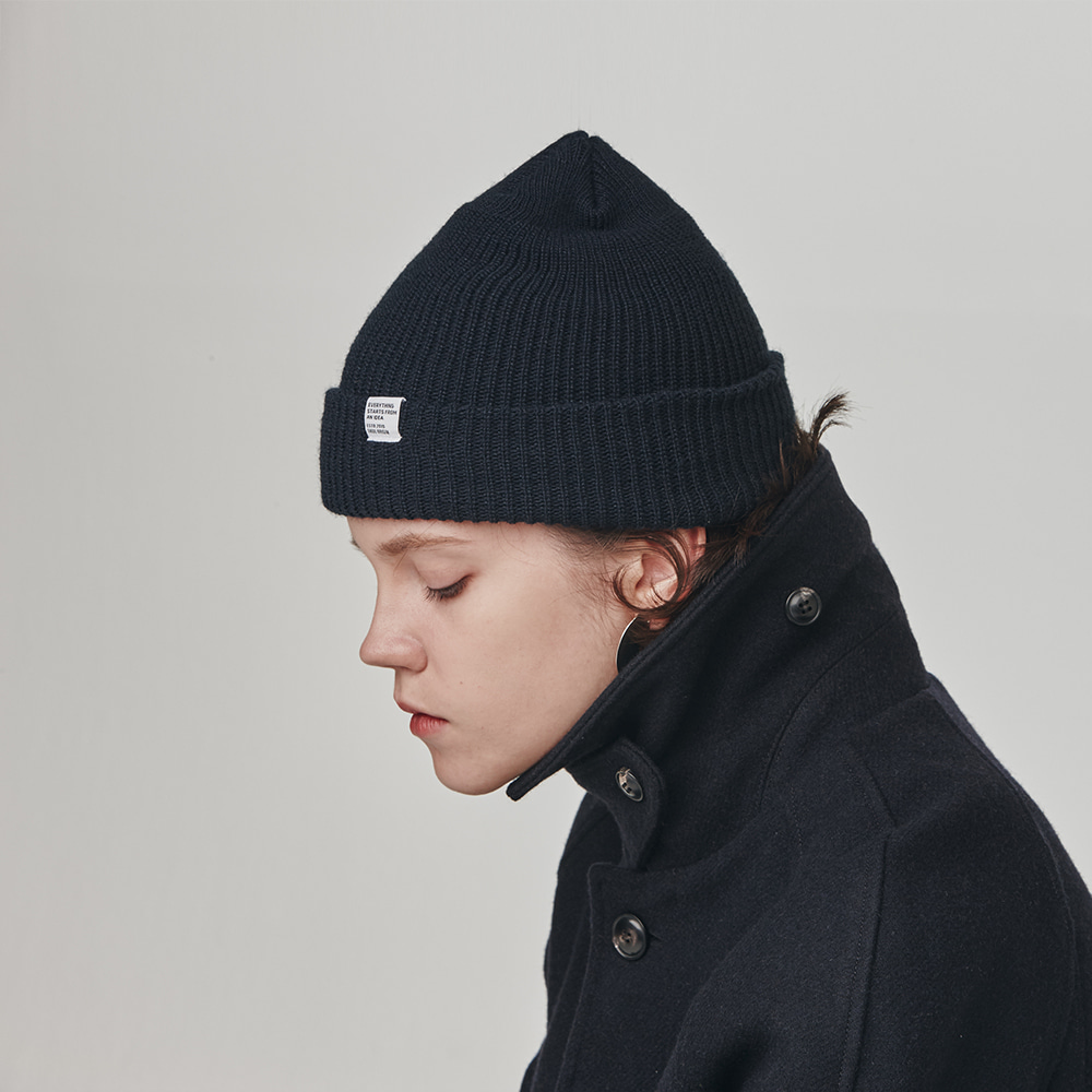 [ESFAI] ESTD Watch Caps (Navy)