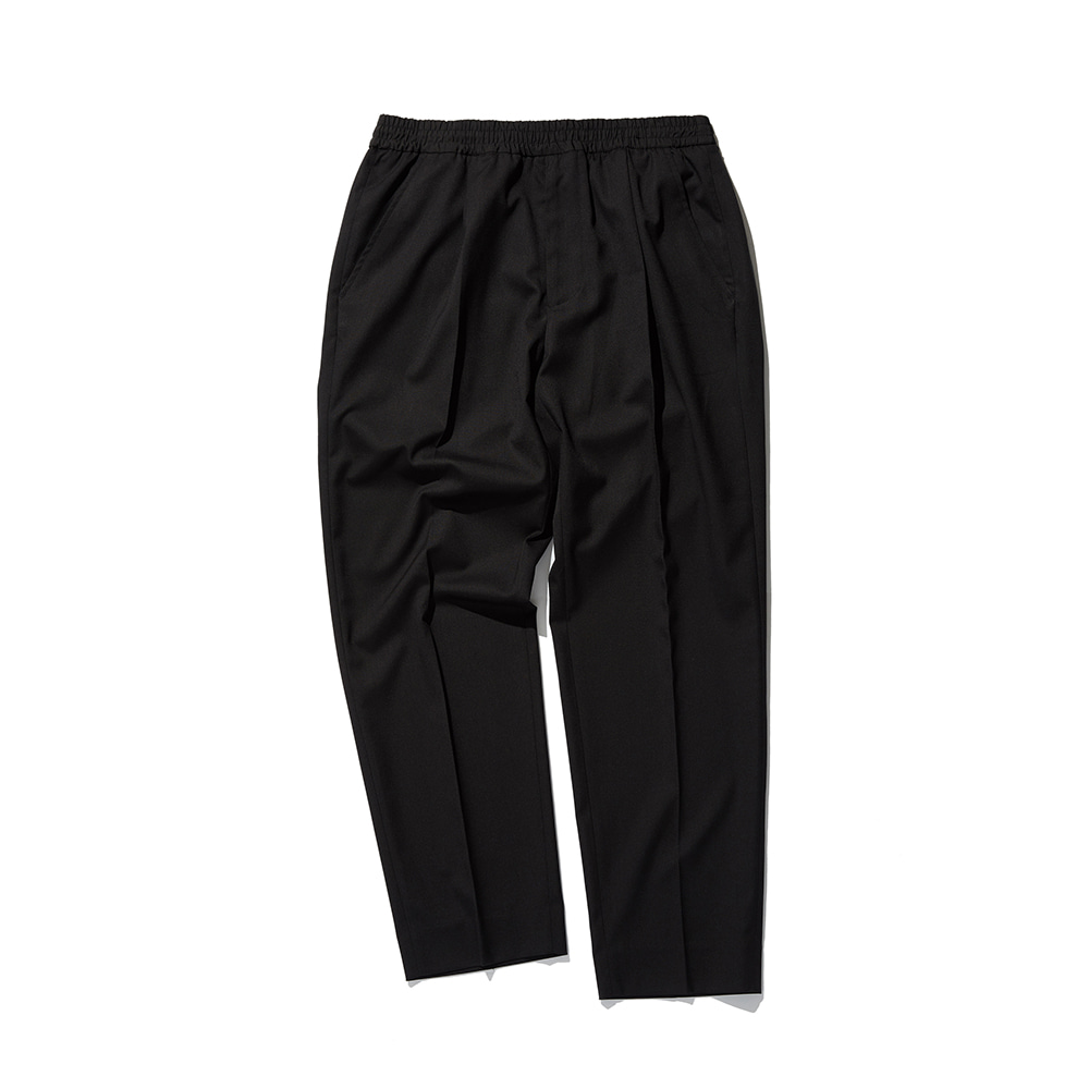 [ESFAI] Invisible Drawstring Trousers (Black)