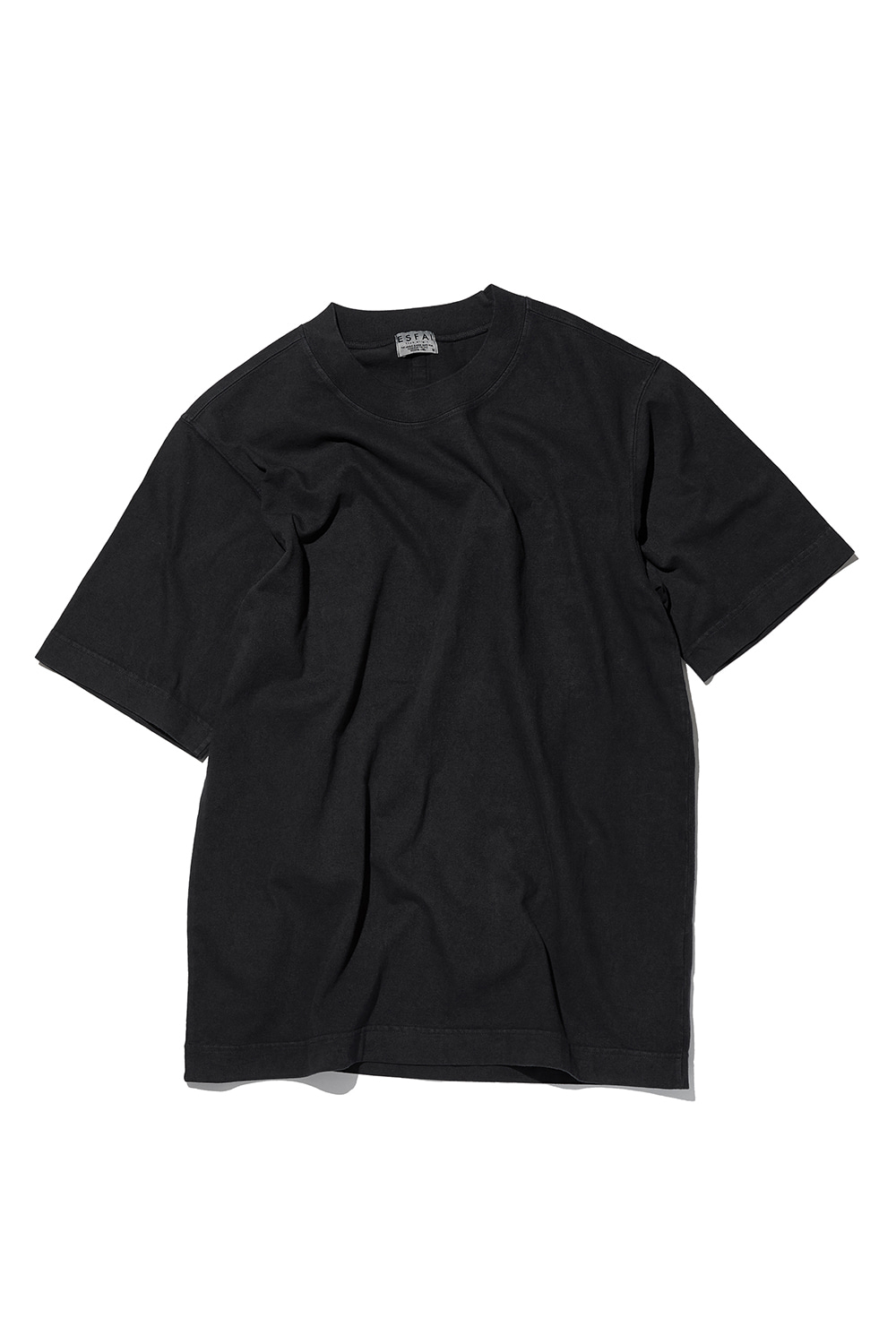 [ESFAI] 1,3/8 T Shirt (Black/Only ESFAI Store)