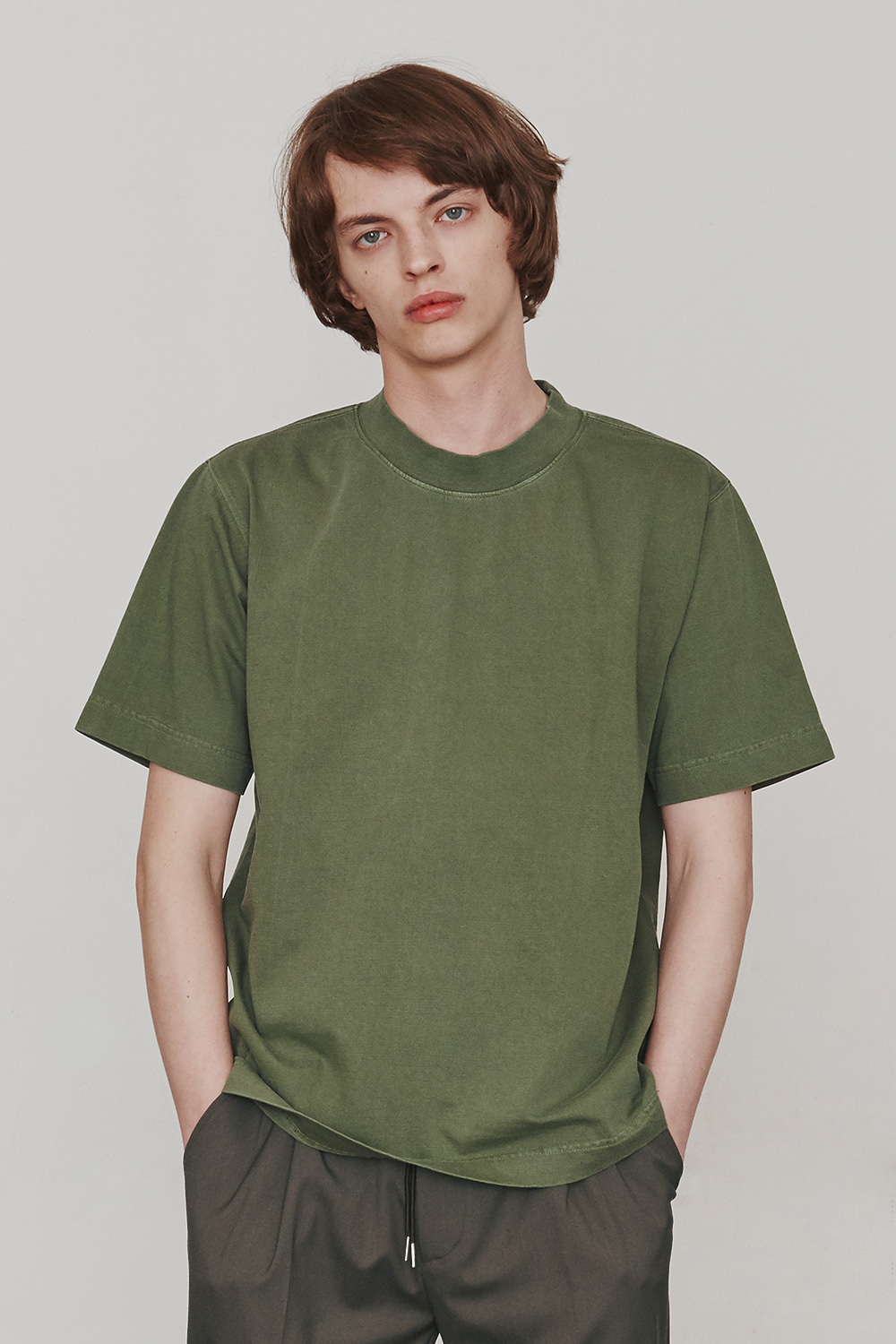 [ESFAI] 1,3/8 T Shirt (Green)