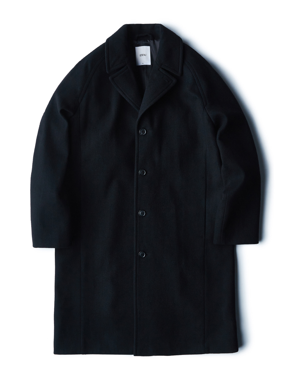 [ESFAI] fo819 Single Coat (Black)