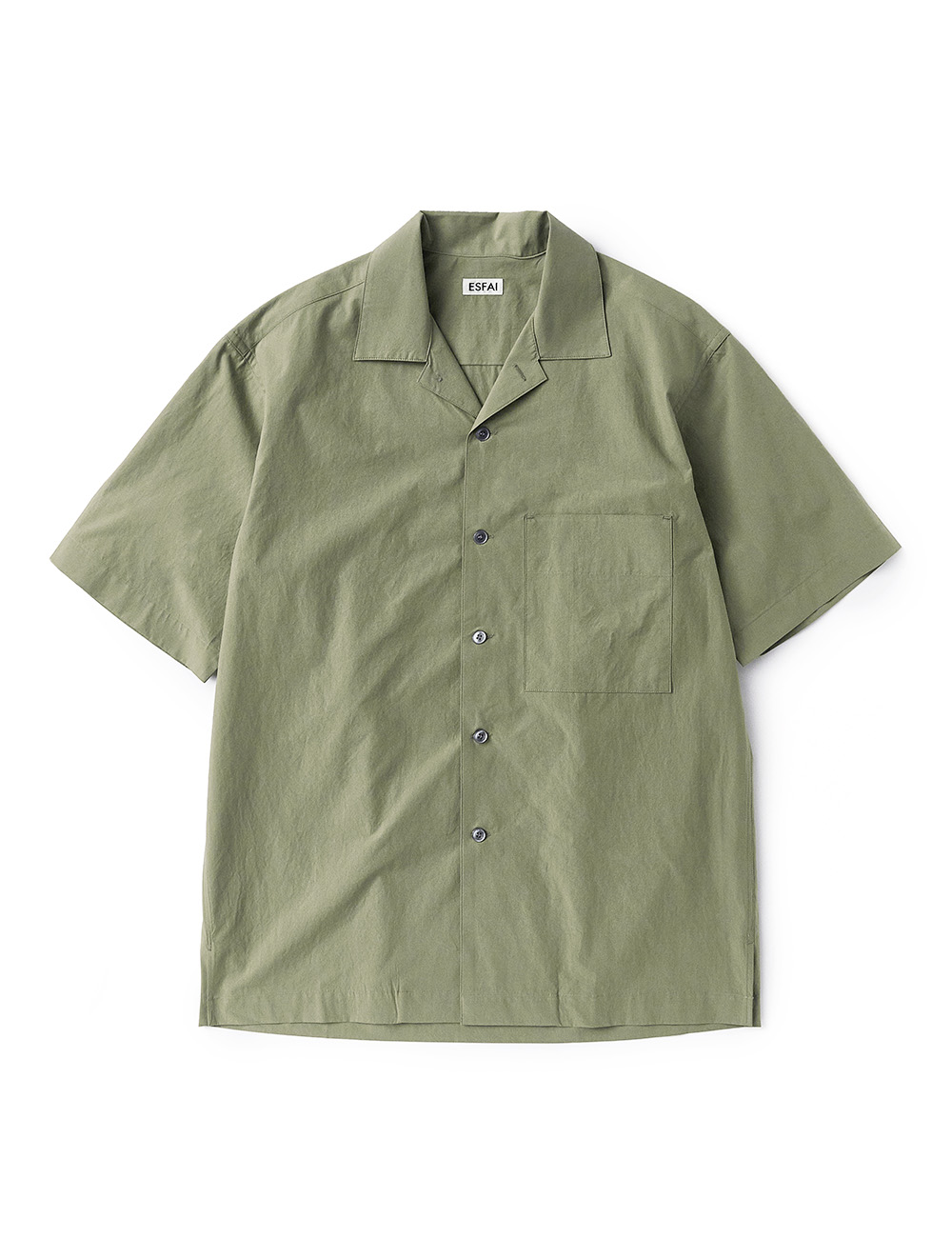 [ESFAI] sue02 summer standard shirts (Green)