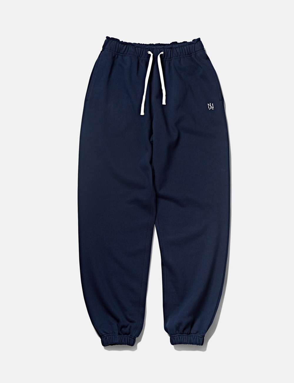 [DEUTERO] DTR1950 90s Y.N. Sweat Pants Navy