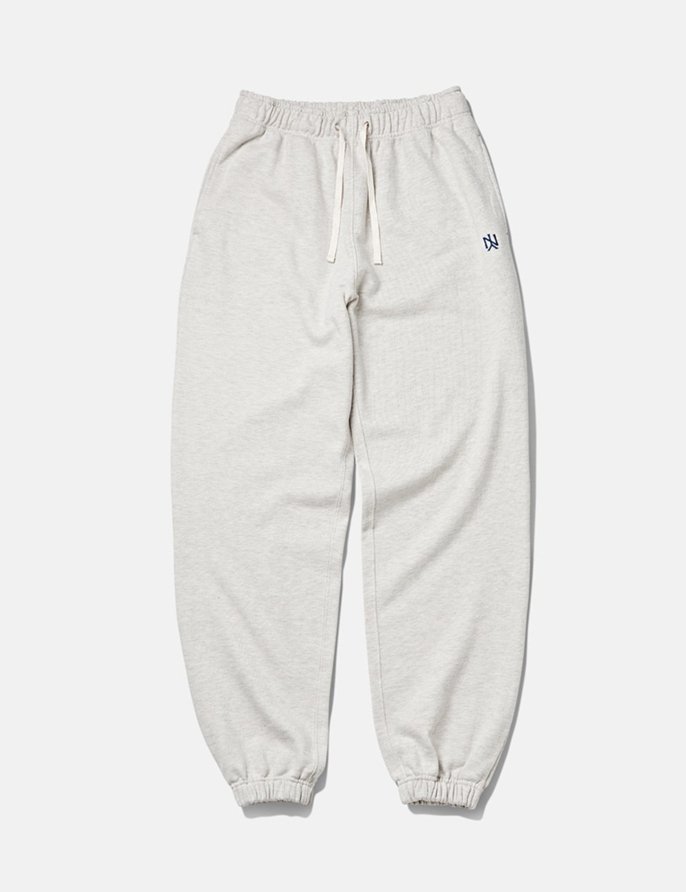 [DEUTERO] DTR1949 90s Y.N. Sweat Pants Melange Grey